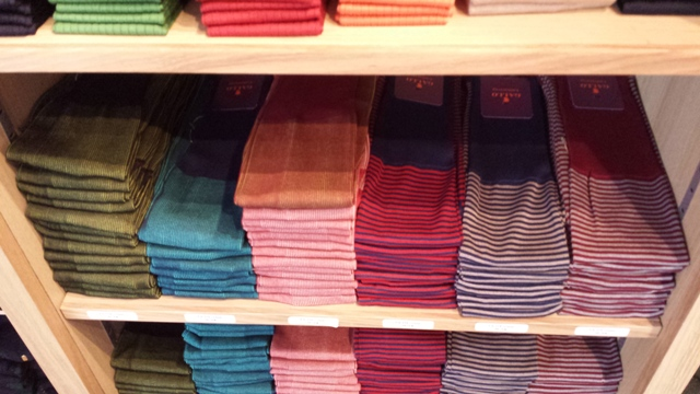 The Parisian Trunk Show (plus new Wallingford colorway)