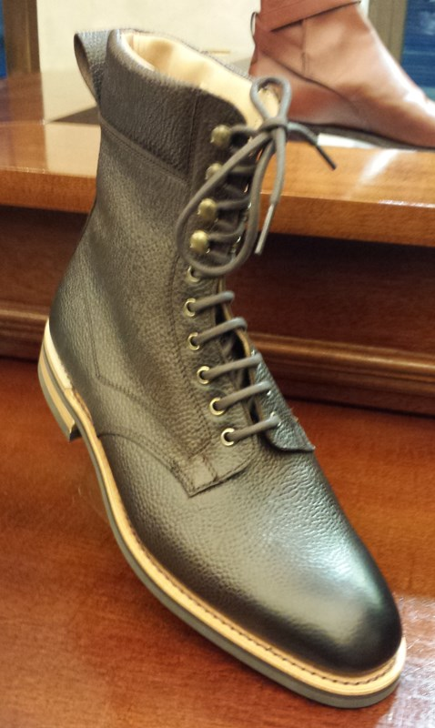 Solid Winter Boot by Foster & Son