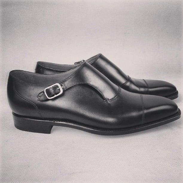 The Single Monkstrap Shoe