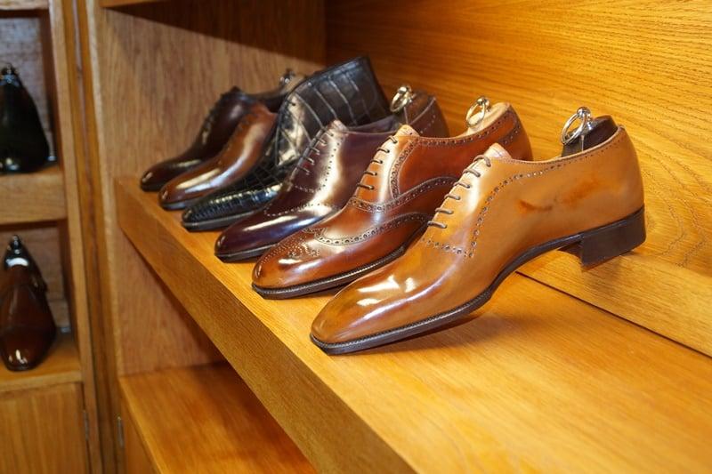 Gaziano & Girling's New Shoe Factory