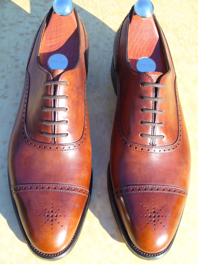 Spring Time is Here - Get Your Good Shoes out!