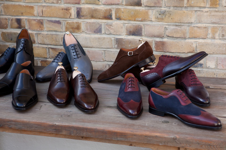 J.FitzPatrick Footwear Trunk Show at Skoaktiebolaget May 9th/10th
