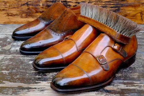 Dandy Shoe Care X J.FitzPatrick Blog Exclusive