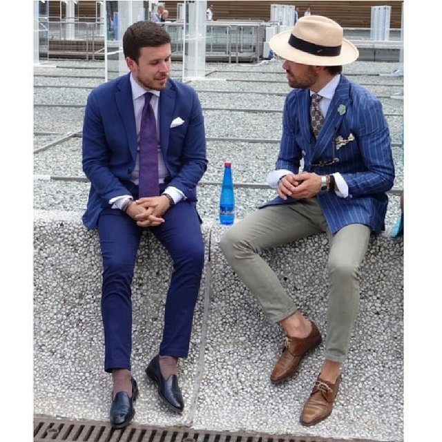 The Pitti Experience