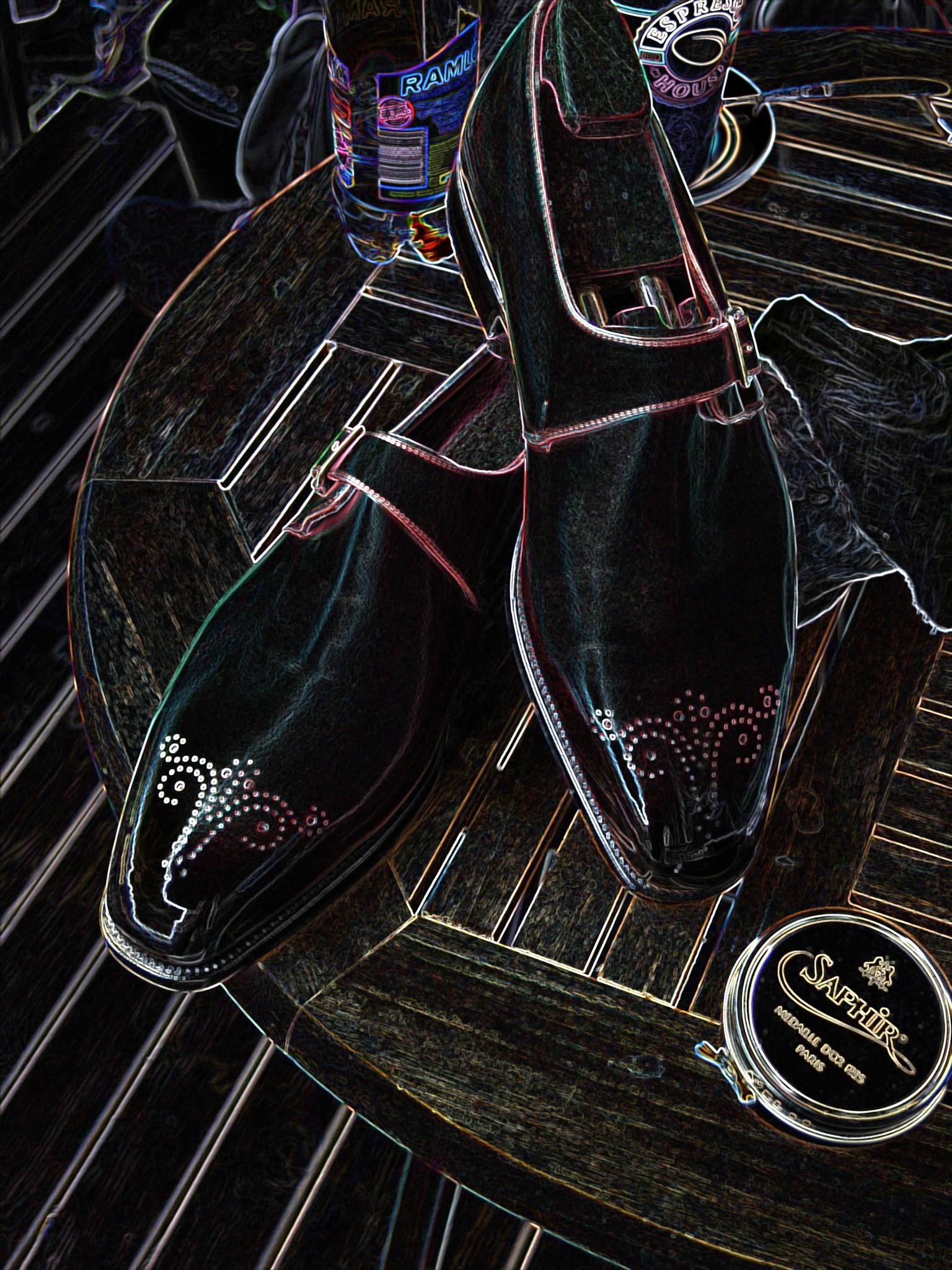 Shoe/Picture Creativity