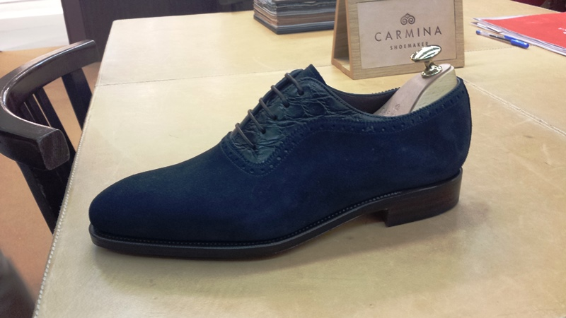 Carmina at Pitti - New Things to Come!