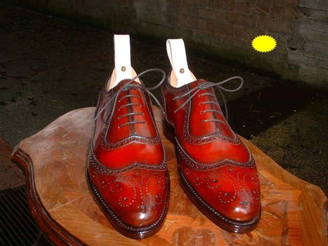 Antonio Meccariello Shoes - Exquisite!