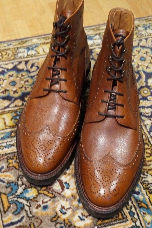 J.FitzPatrick Update: Size UK6/6.5 -- Winter Models -- Stock Refill