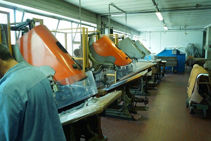 A Trip To Ilcea Leather Tannery