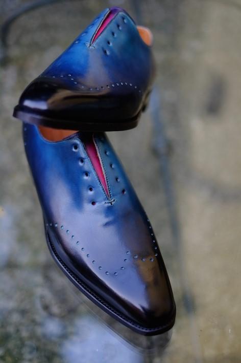 Latest Dandy Shoe Care Patina's for J.FitzPatrick