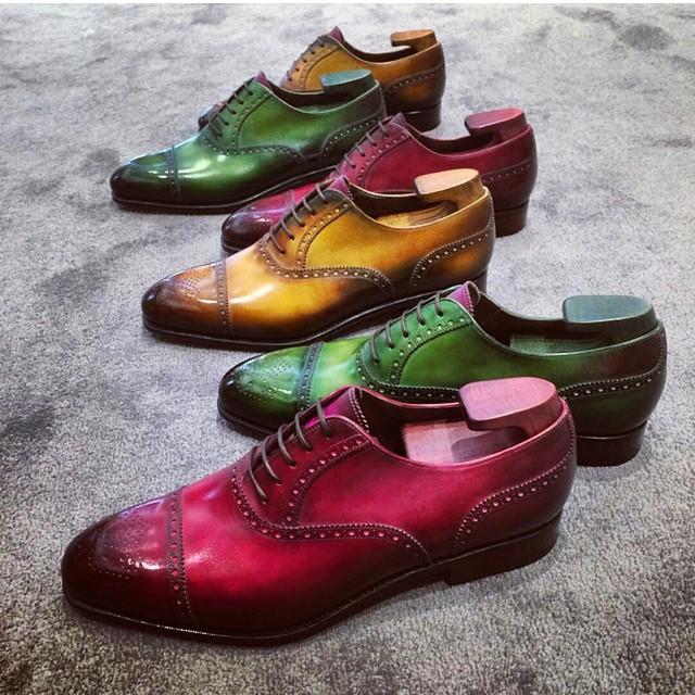 Dandy Shoe Care Trunk Show at Skoaktiebolaget