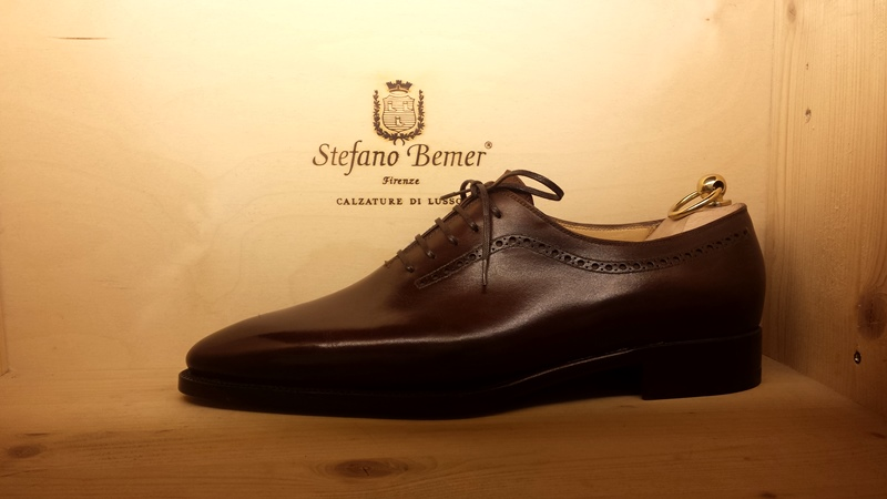 The New Stefano Bemer