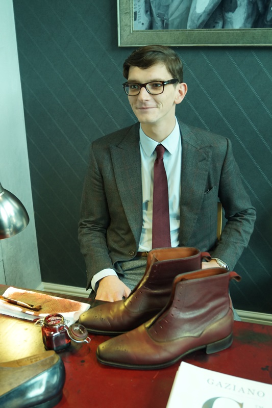 Gaziano & Girling Launches Patina Service - Officially!