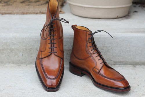 The Apron Derby Boot