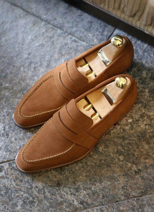 Loafers by Corno Blu