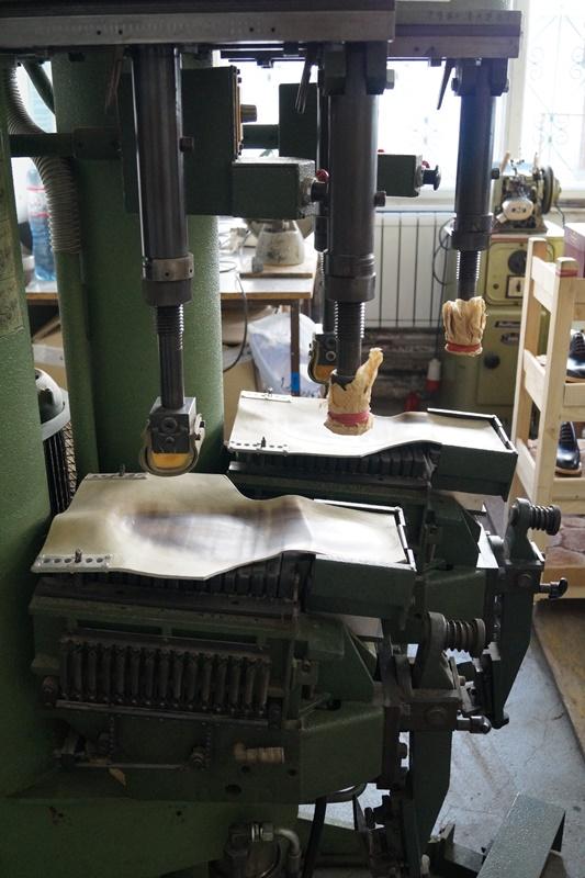 Saint Crispins Factory Visit