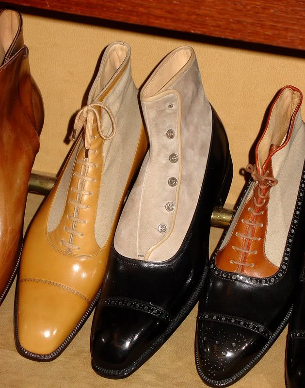 Victorian Boots by Dimitri Gomez