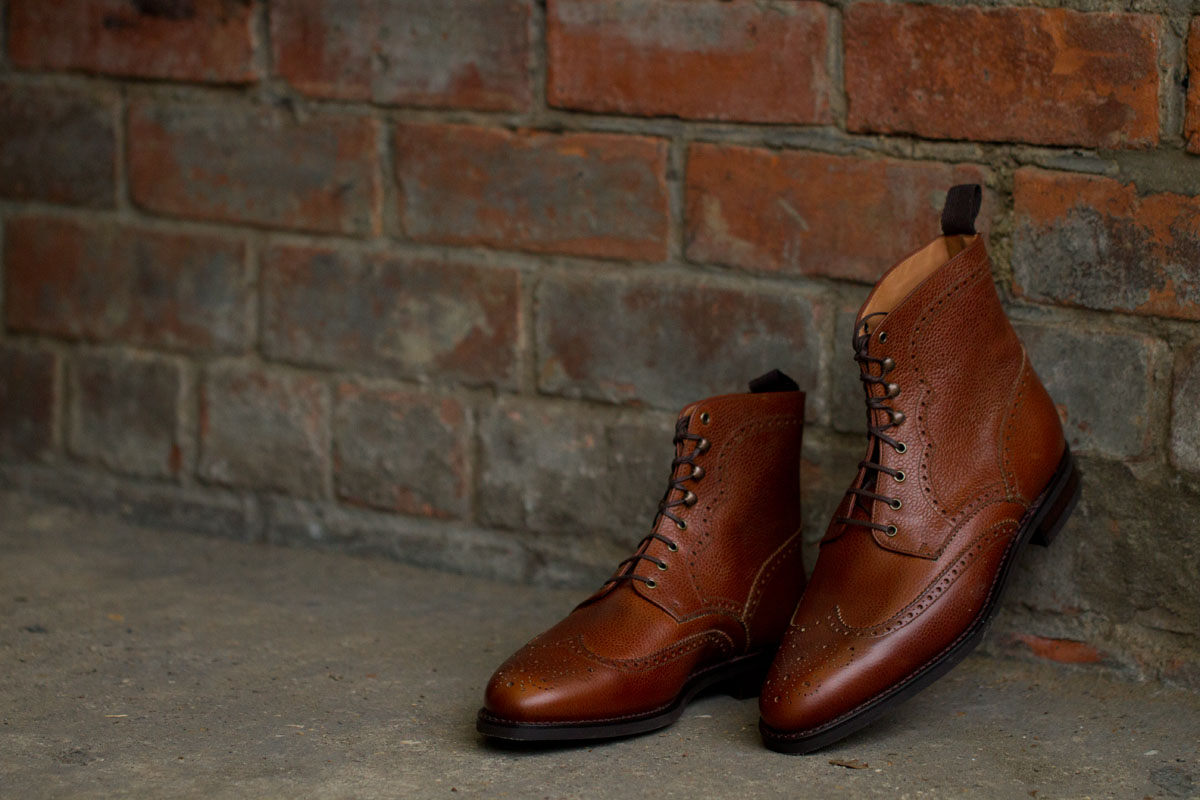 J.FitzPatrick A/W Shoes Now In Stock!