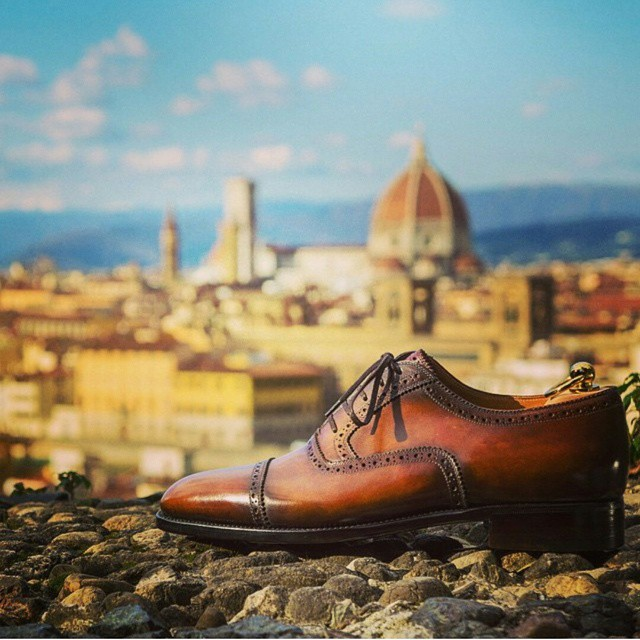 Stefano Bemer: Postcards from Florence Series