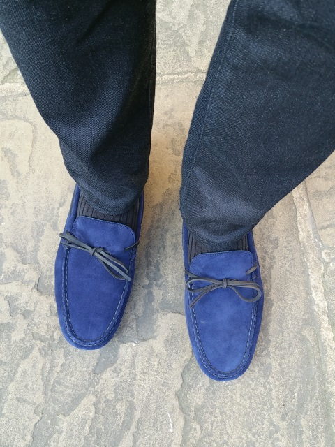 Spring Is Almost Here - Loafers Are Coming Out