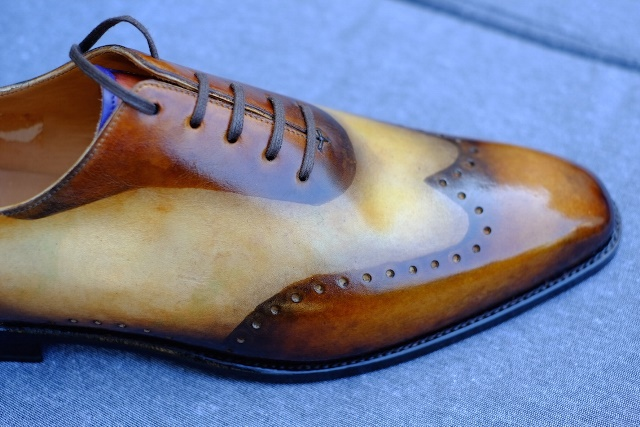1920's Patina by Dandy Shoe Care