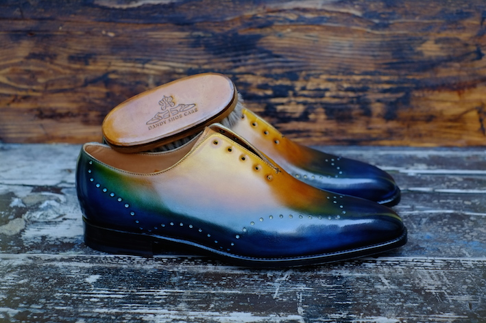 J.FitzPatrick X Dandy Shoe Care Exclusive Round 2 - Greenwood