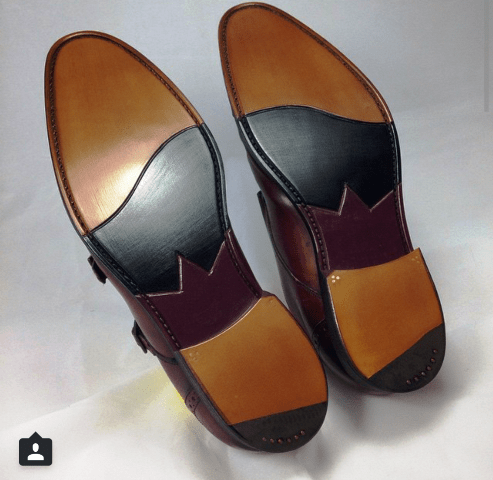 Worn to Reborn - The Decorative Sole Repairer
