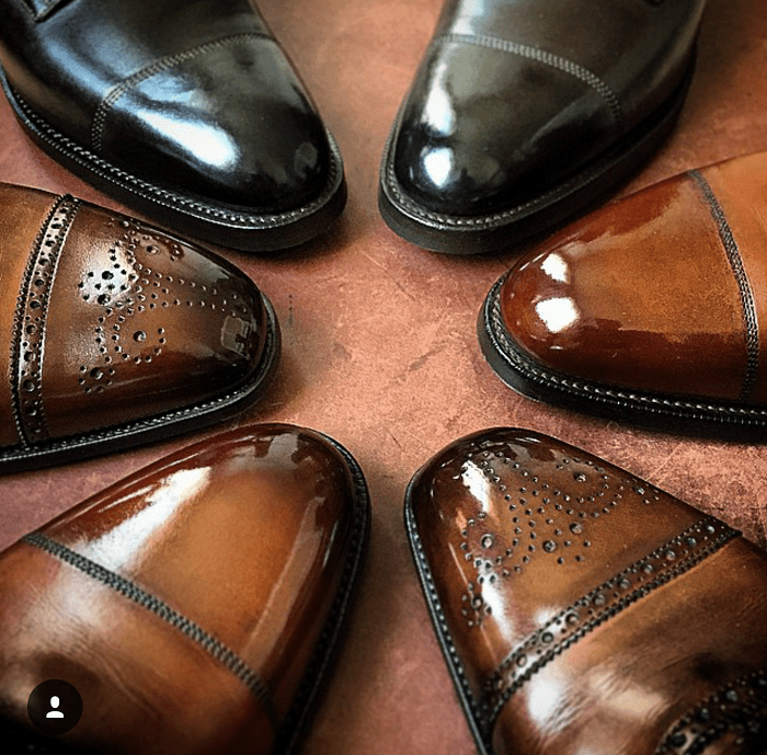 Cap Shines - Uplift Your Shoes!