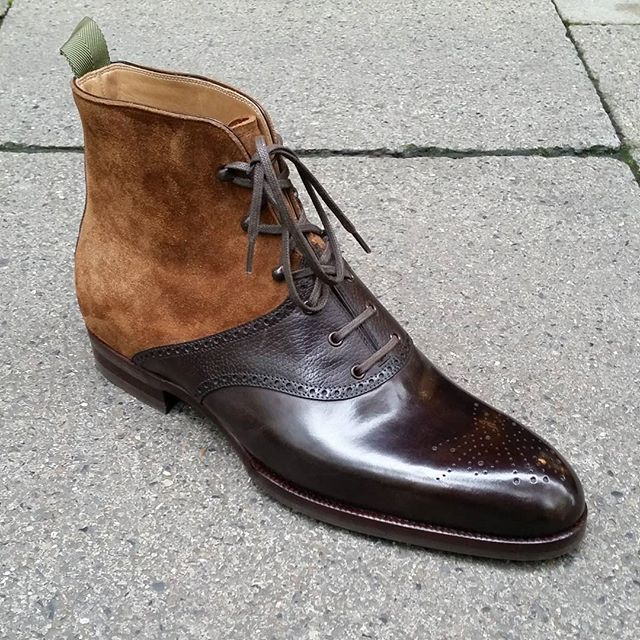Misconceptions in Footwear - Shining Different Leathers