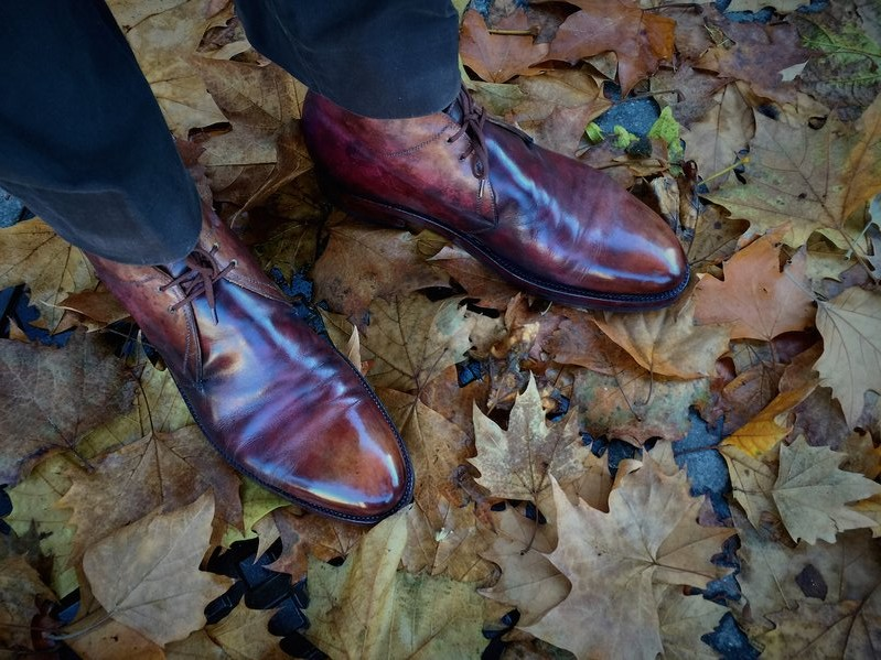 Photo Of The Year - Dandy Shoe Care