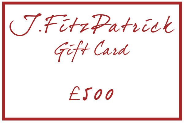Gifts Cards Now Available on The Shoe Snob & J.FitzPatrick Footwear