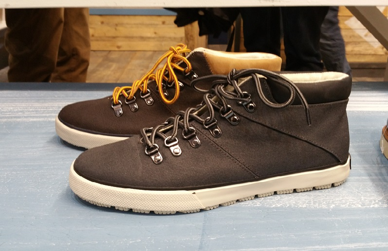 Hiking Boot Style Goes Strong with Sperry