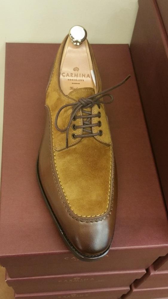 New Carmina Models & Last