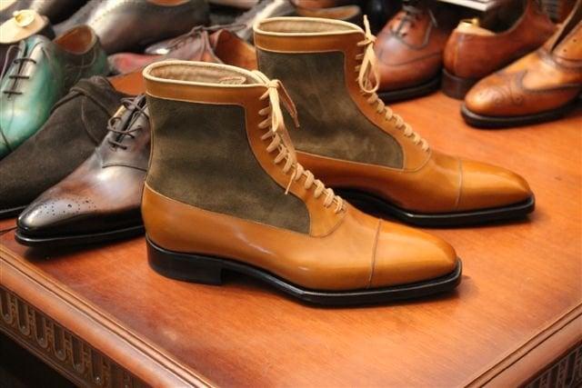 Balmoral Boots by Meccariello