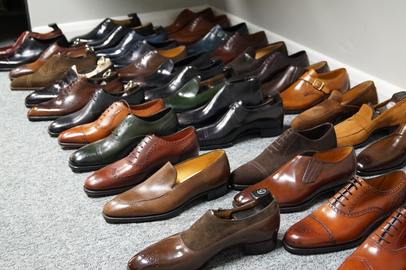 Gaziano & Girling x J.FitzPatrick Footwear Sample Sale 2016