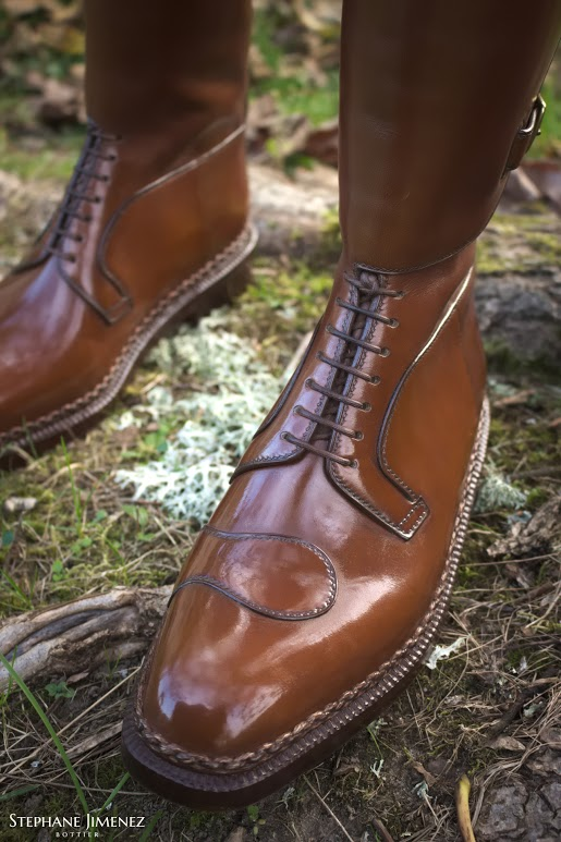Stephane Jimenez - The Next Great French Shoemaker