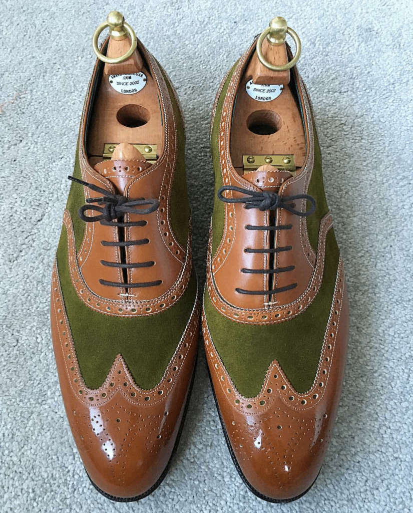 Amrik Chaggar - London Bespoke Shoes