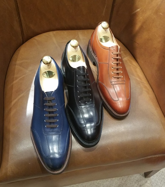 Bowling Style Trainers by Crockett & Jones