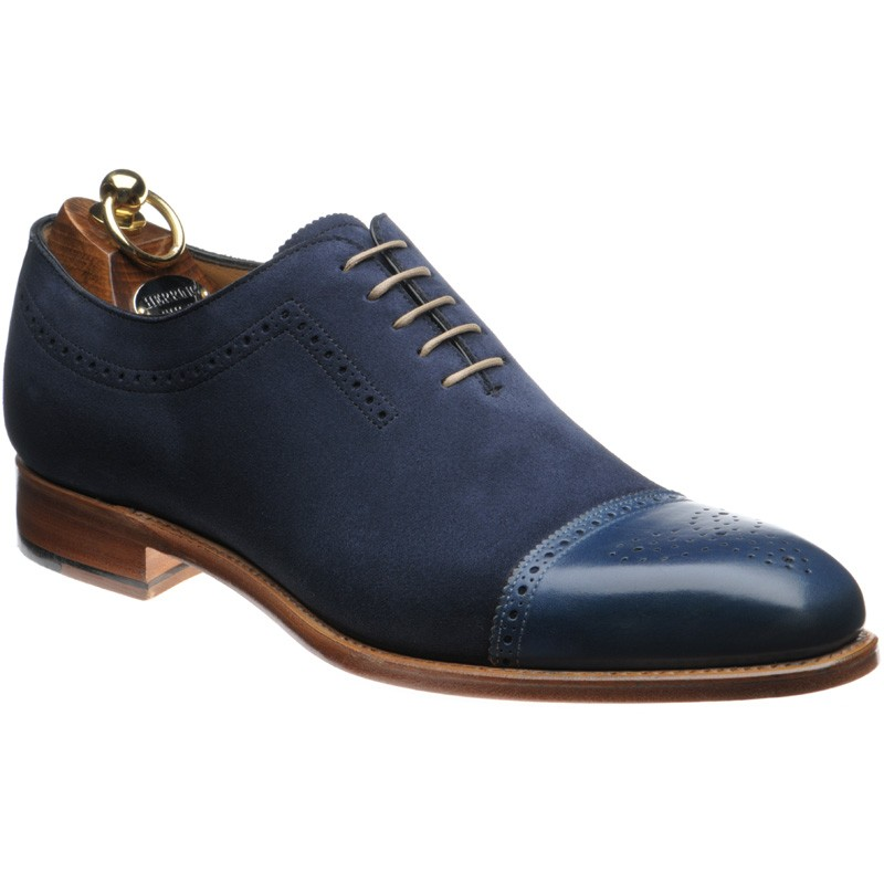 Carlos Santos for Herring Shoes