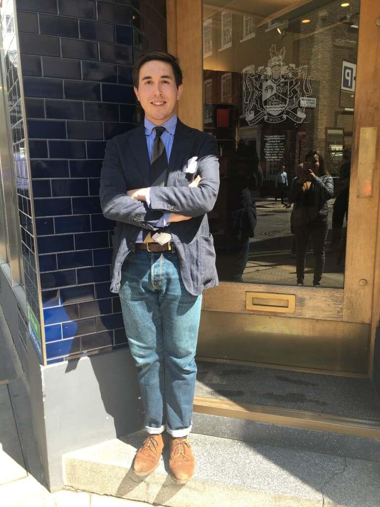 Savile Row Style Part 1 - Drakes