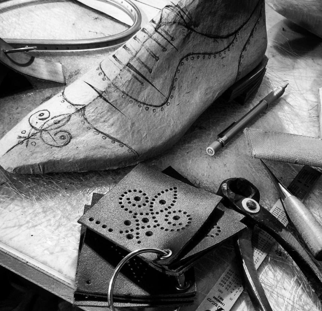 Shoe Patterns by Atelier Kobayashi (Tokyo)