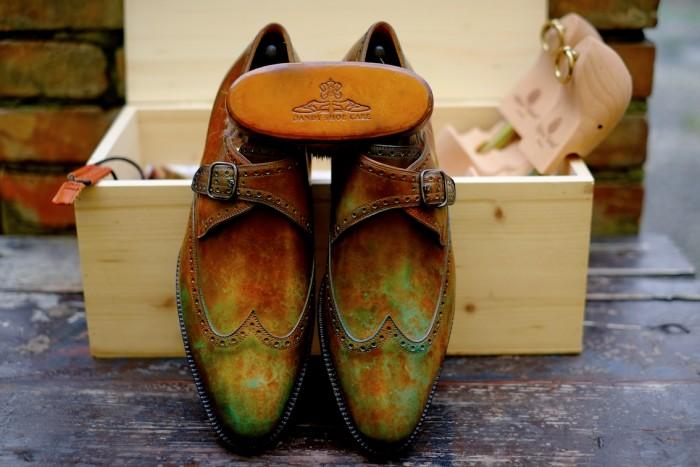 Alexander Nurulaeff of Dandy Shoe Care - Interview