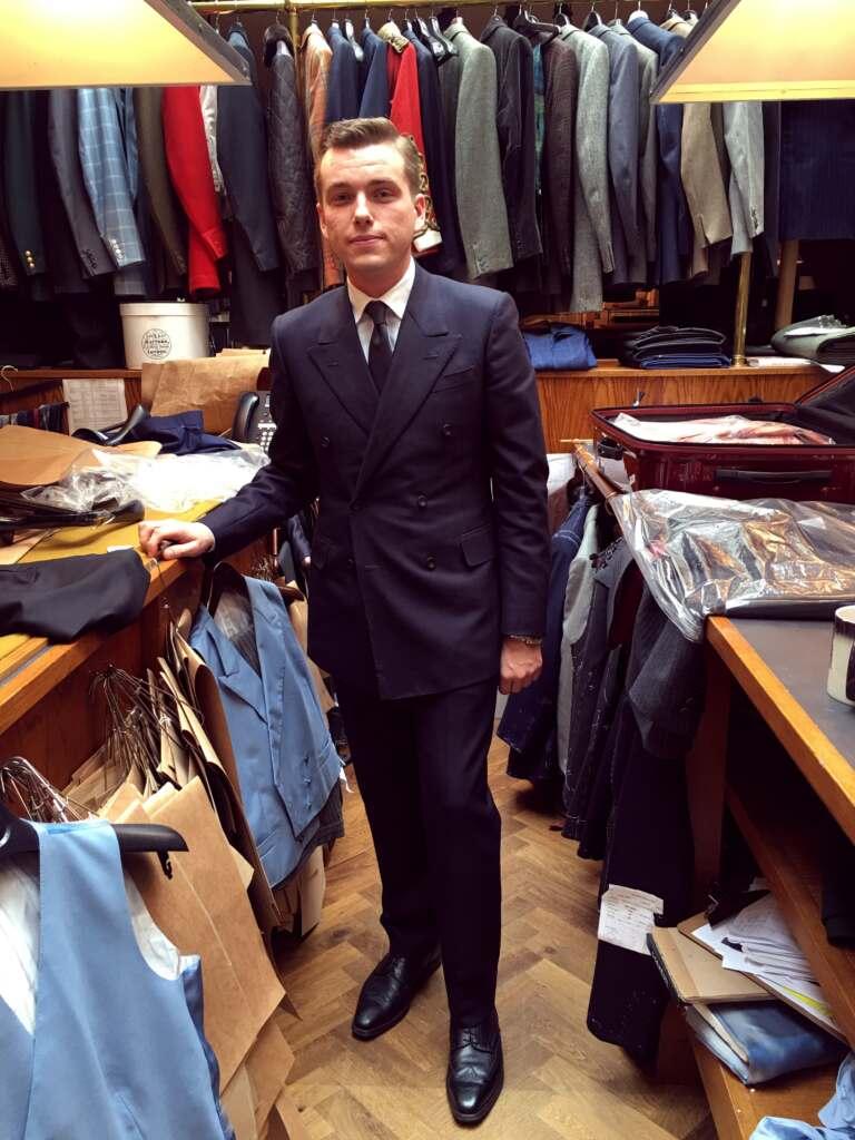 Savile Row Style Part 3 - Huntsman