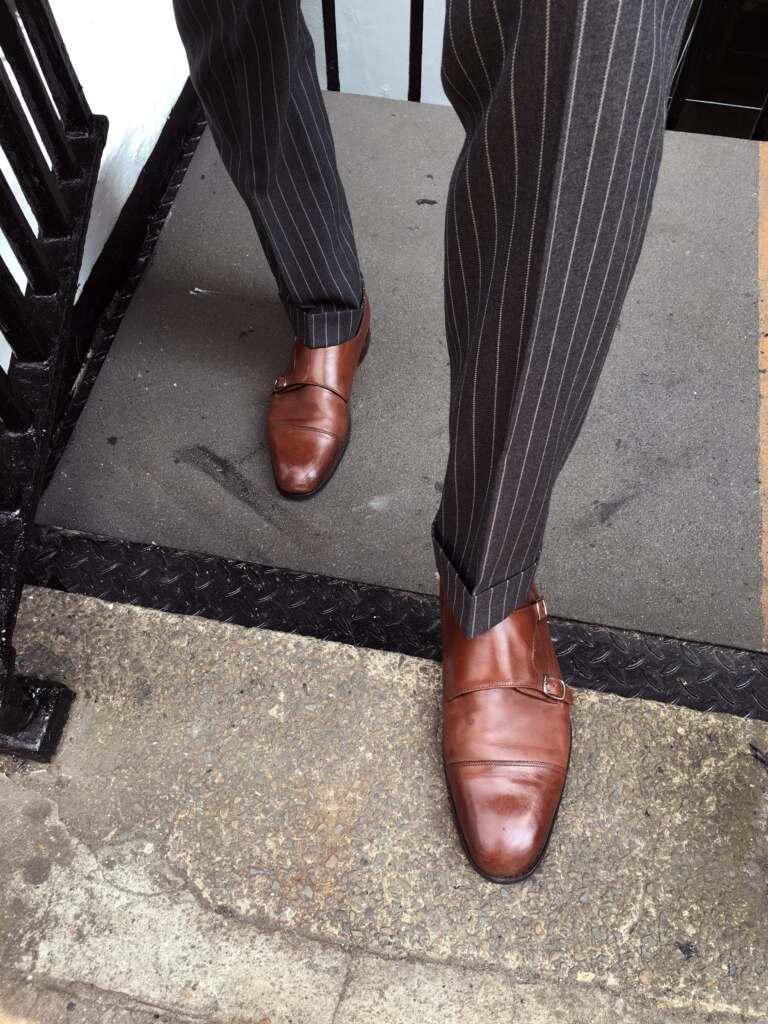 Savile Row Style Part 2 - Stowers
