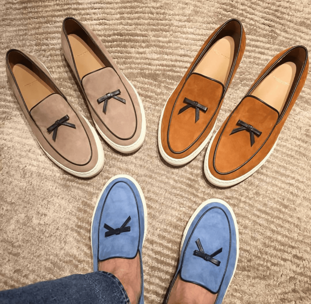 Belgian Loafers Everywhere!