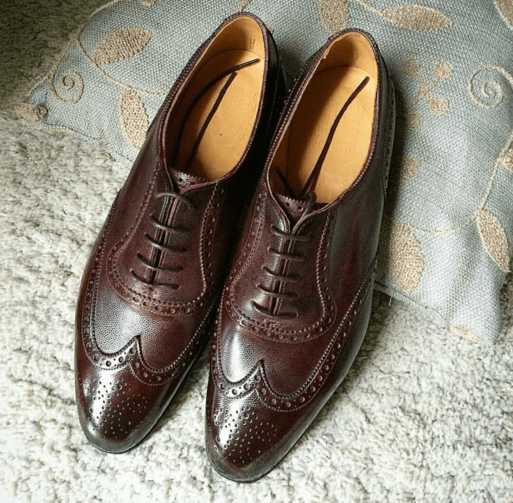 Grain Leather Should Be Used More