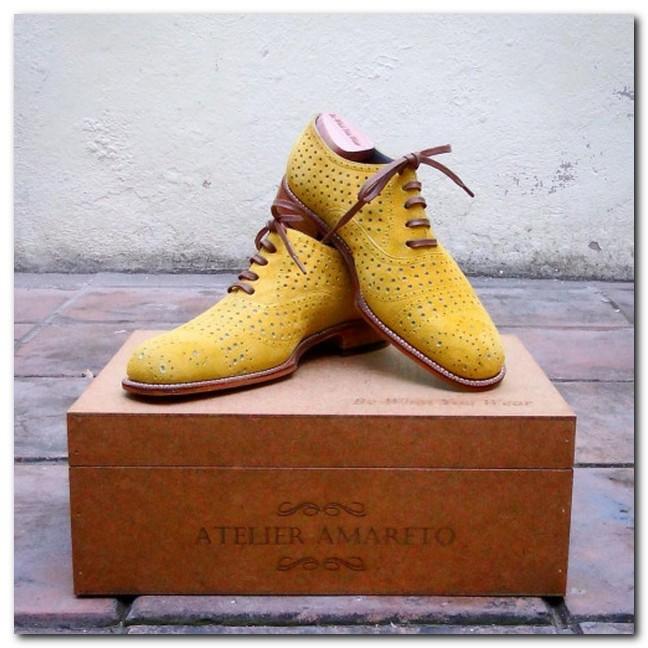 Atelier Amareto - Mexican Bespoke Shoes