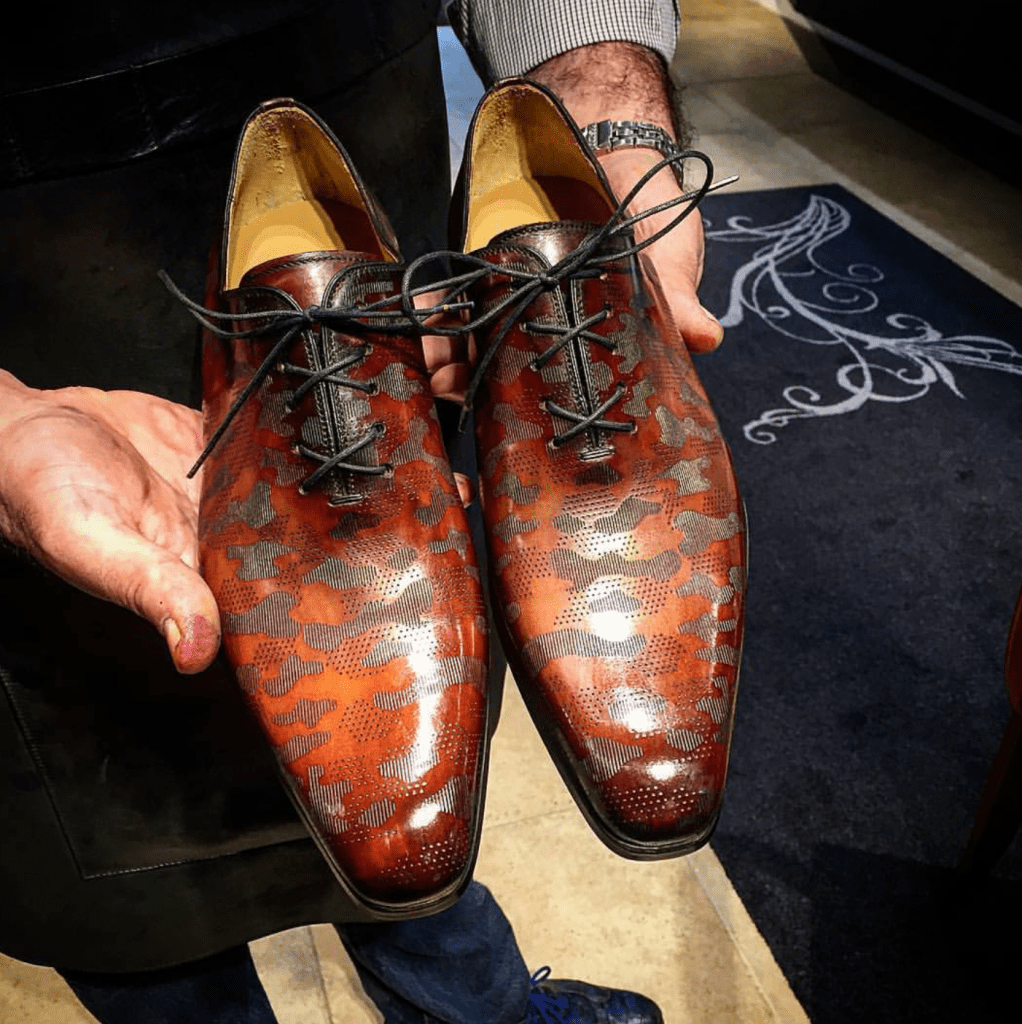 Altan - Shoe Design Extraordinaire!