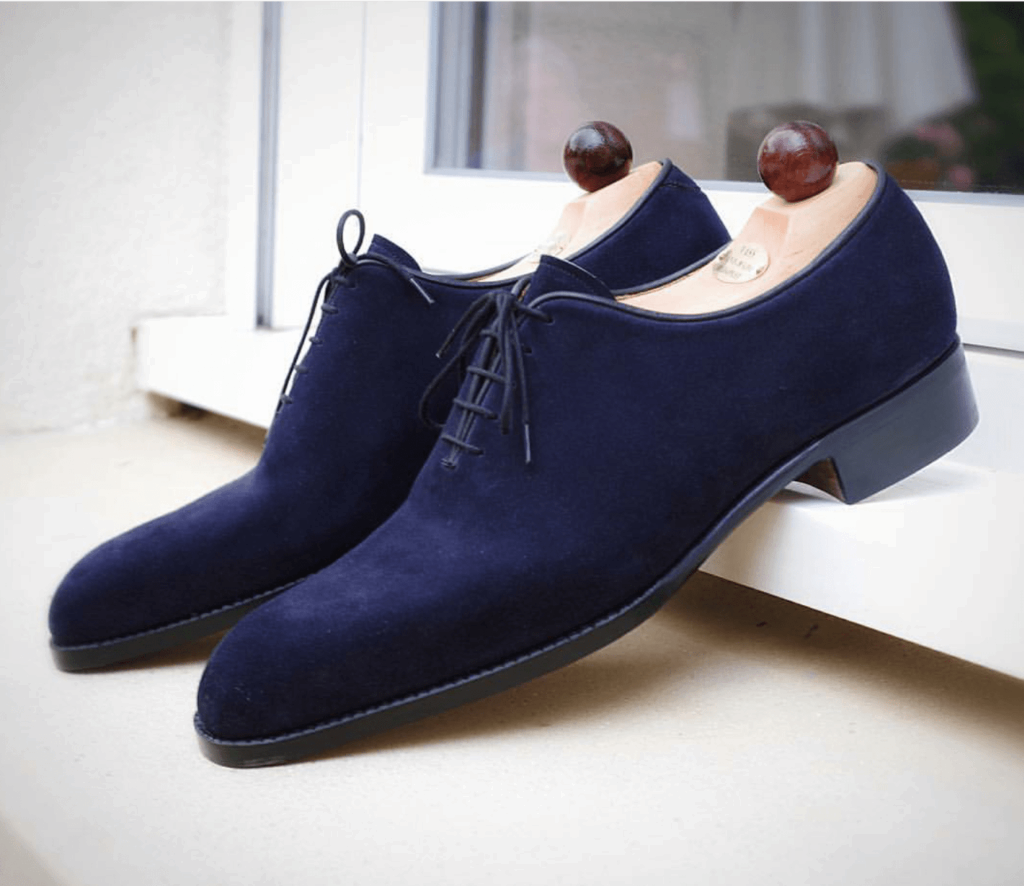 Suede Wholecuts by VASS