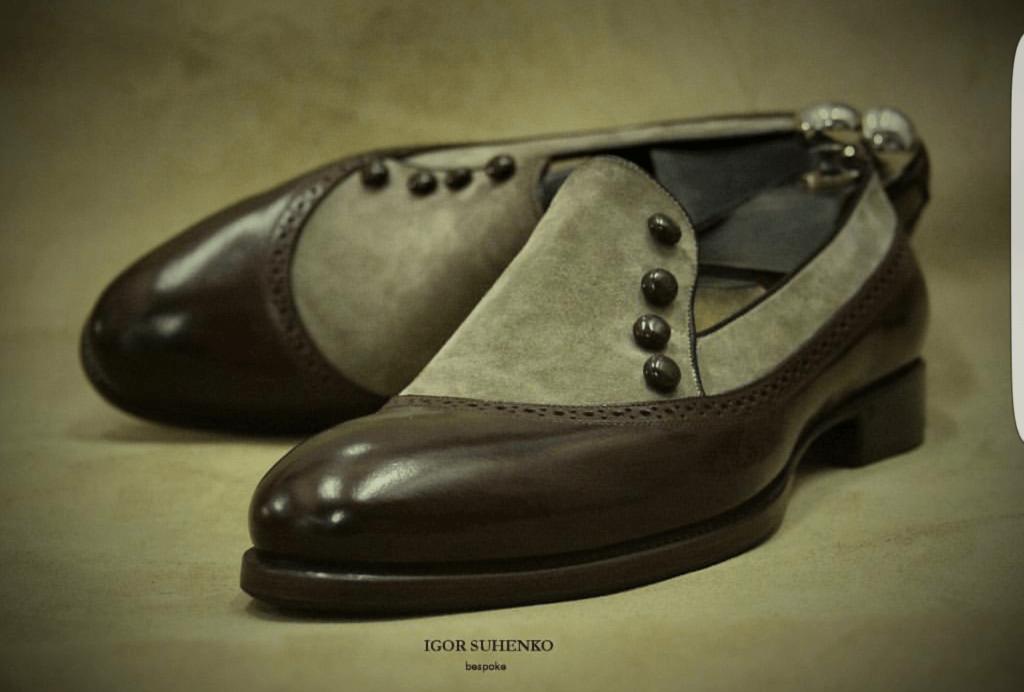 Serbian Bespoke Shoemaker - Igor Suhenko